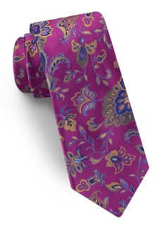 Ted Baker London Floral Silk Tie