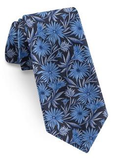 Ted Baker London Floral Silk Tie