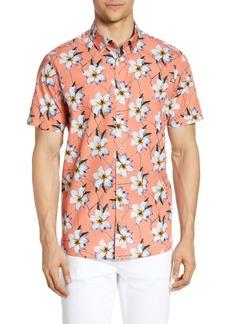 Ted Baker London Slim Fit Floral Shirt