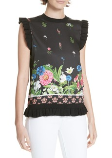 Ted Baker London Florence Sleeveless Top