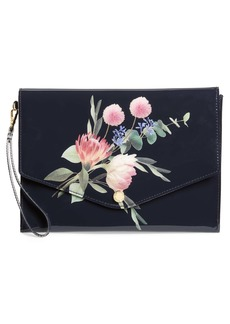 Ted Baker London Flourish Envelope Clutch