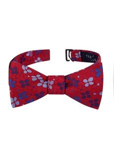 Ted Baker London Flower Dot Silk Bow Tie