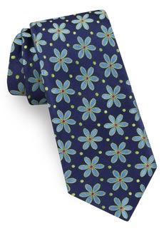 Ted Baker London Flower Dot Silk Tie