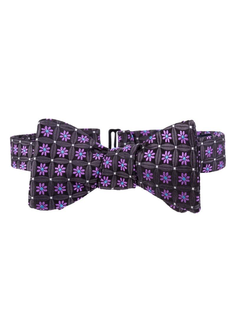 Ted Baker London Flower Lattice Bow Tie