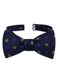 Ted Baker London Flower Silk Bow Tie