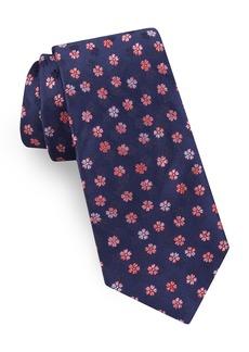Ted Baker London Flower Silk Tie