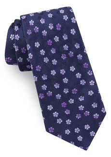 Ted Baker London Flower Silk Tie