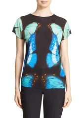 Ted Baker London 'Flutor - Butterfly Collective' Print Tee