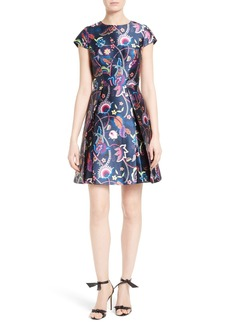 Ted Baker London Fluxam Skater Dress