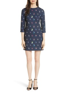 Ted Baker London Colour by Numbers Shift Dress