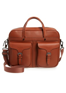 9170785cf8bff On Sale today! Ted Baker Ted Baker London Merman Faux Leather Briefcase