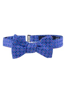 Ted Baker London Frame Flower Silk Bow Tie