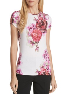 Ted Baker London Gabreel Splendour Fitted Tee