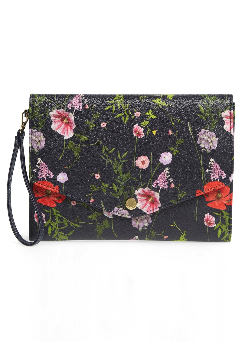 Ted Baker London Gaia Hedgerow Envelope Pouch