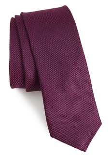 Ted Baker London Garza Solid Silk Tie