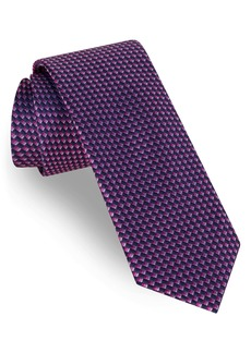 Ted Baker London Geo Pattern Silk Tie