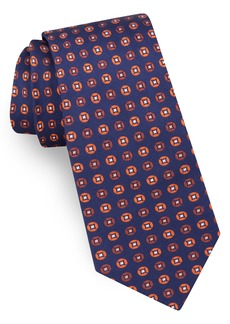 Ted Baker London Geometric Circle Silk Tie