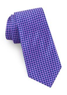 Ted Baker London Geometric Dot Silk Tie