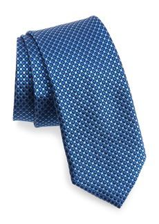 Ted Baker London Geometric Jacquard Silk Tie