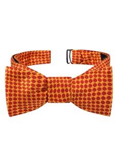 Ted Baker London Geometric Silk Bow Tie