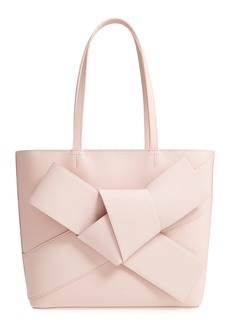 Ted Baker London Giant Knot Leather Shopper