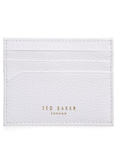 Ted Baker London Giuliah Leather Card Holder