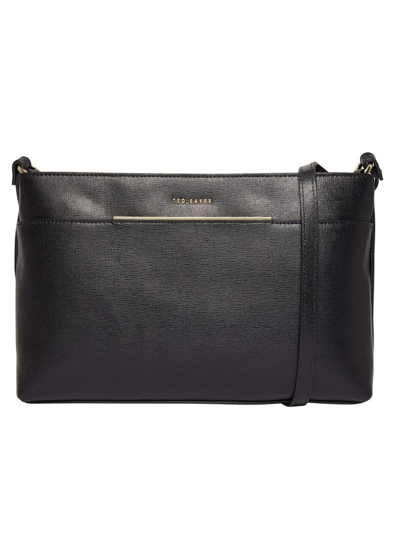 Ted Baker London Golnaz Leather Crossbody Bag