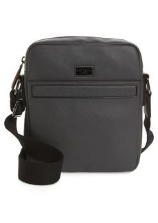 Ted Baker London Gomera Faux Leather Mini Flight Bag