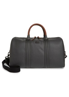 Ted Baker London Grankan Faux Leather Duffel Bag