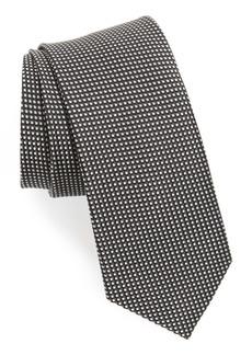 Ted Baker London Grid Silk Tie
