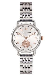 Ted Baker London Hannahh Sub-Eye Bracelet Watch, 34mm