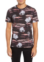 Ted Baker London Happie Slim Fit Print T-Shirt