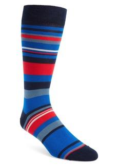 Ted Baker London Harisli Stripe Socks