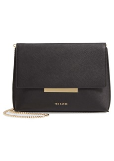 Ted Baker London Harlew Leather Crossbody Bag