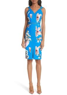 Ted Baker London Harmony Body-Con Dress