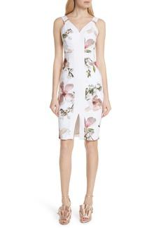 Ted Baker London Harmony Floral Sheath Dress