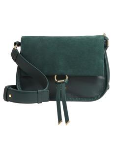 Ted Baker London Harrlee Long Tassel Saddle Shoulder Bag