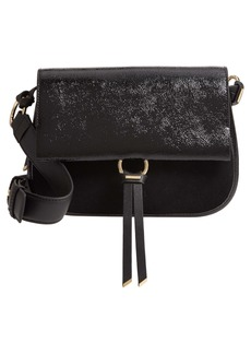 Ted Baker London Harrlee Long Tassel Saddle Shoulder Bag