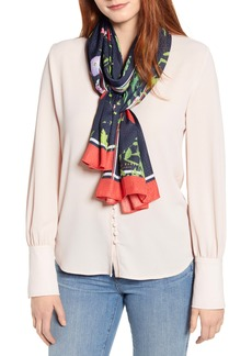 Ted Baker London Hedgerow Floral Scarf
