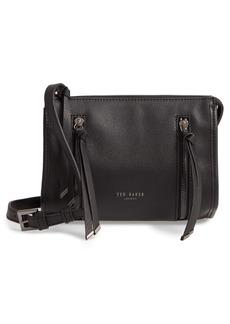 Ted Baker London Henneyy Leather Shoulder Bag