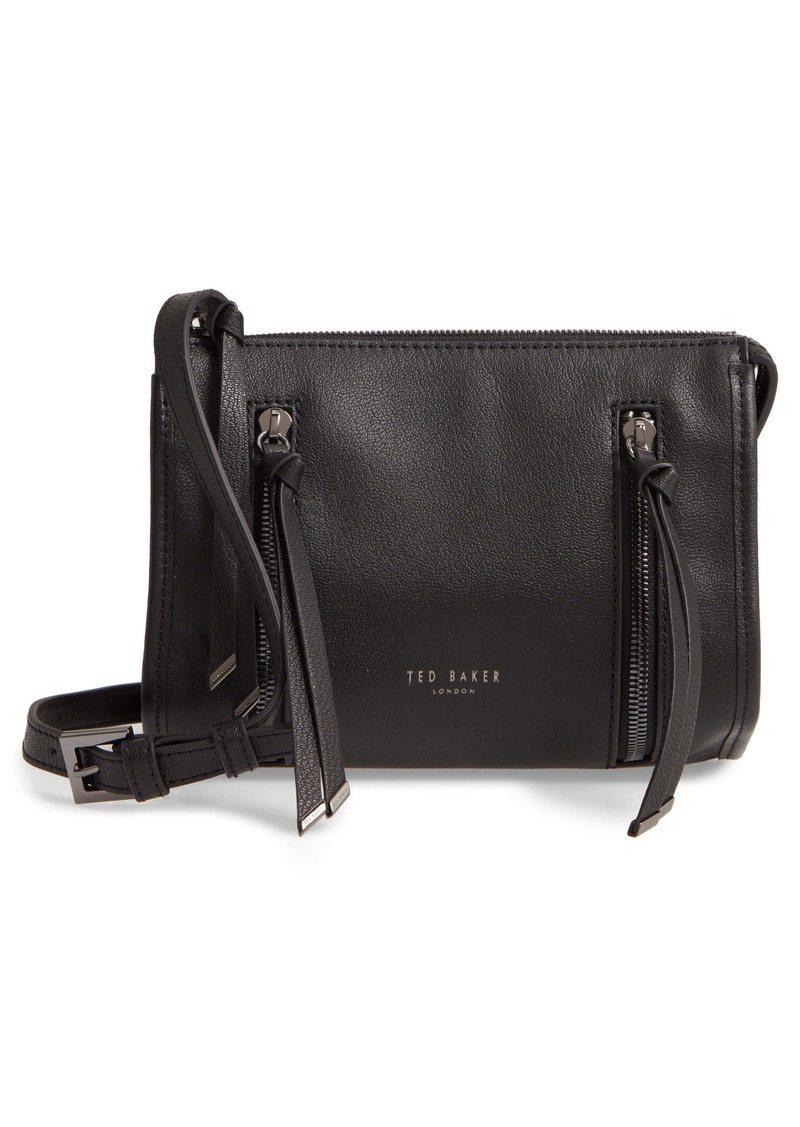 Ted Baker London Henneyy Leather Shoulder Bag