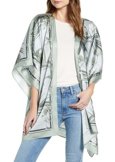 Ted Baker London Hettiee Highlind Cape Scarf
