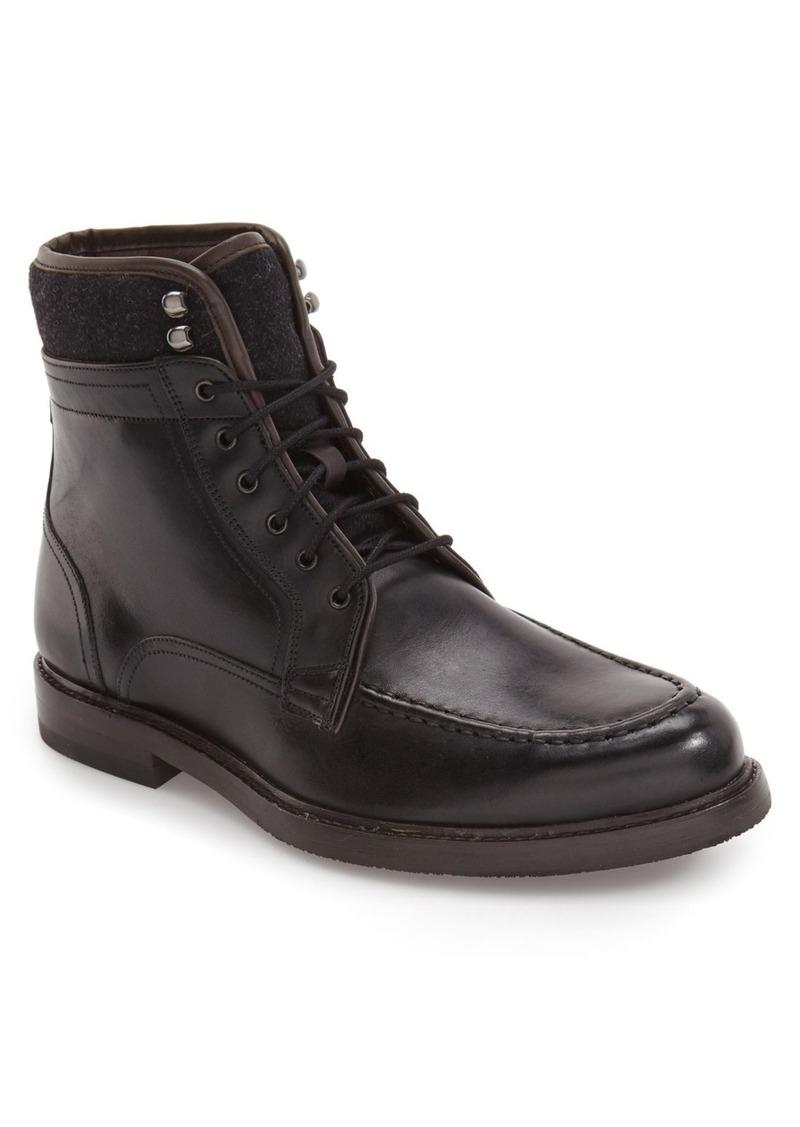 Ted Baker London 'Hickut' Moc Toe Boot (Men)