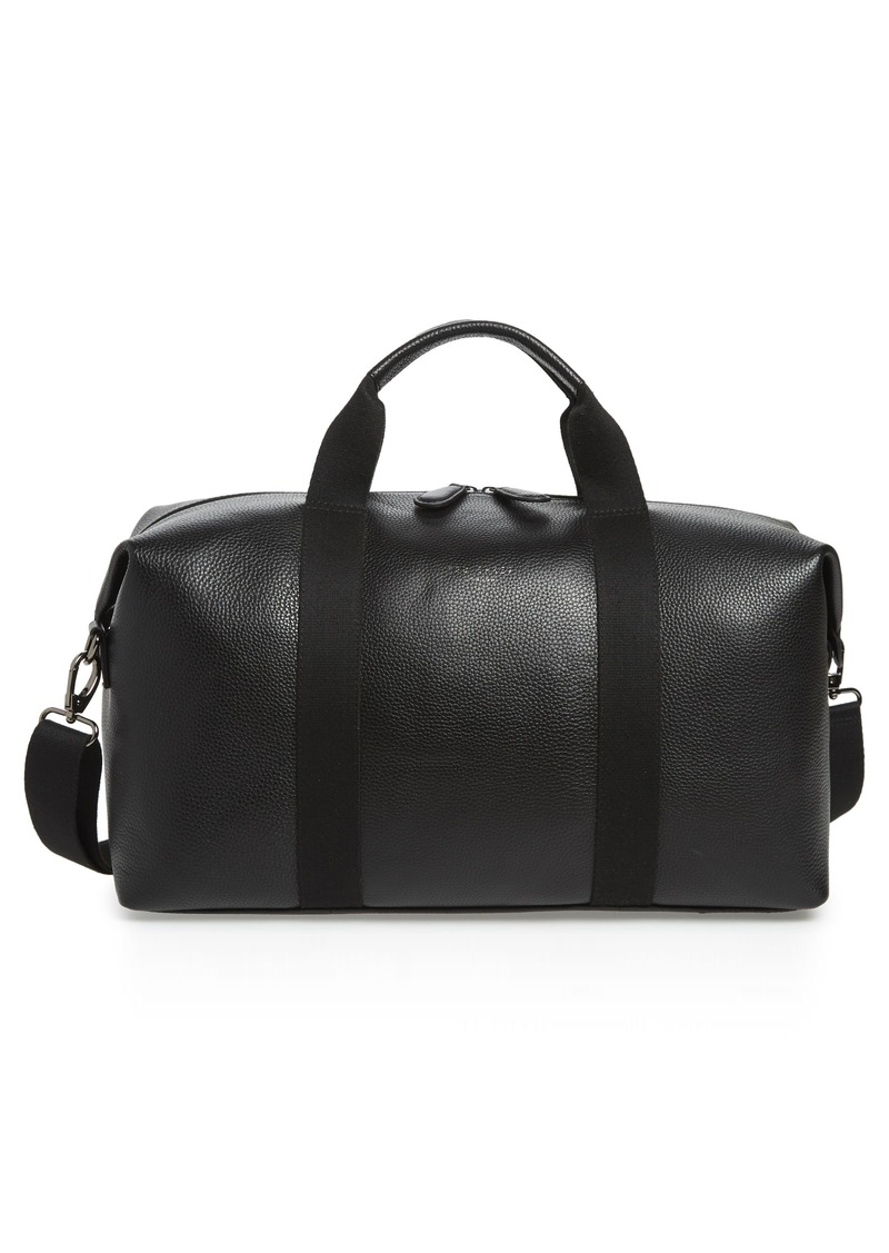84c72e354100f Ted Baker Ted Baker London Holding Leather Duffel Bag