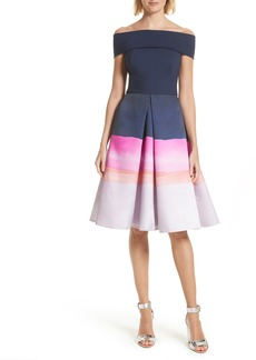 Ted Baker London Holli Off the Shoulder Dress