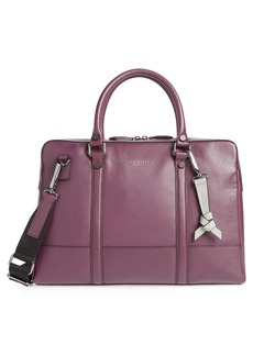 Ted Baker London Hoooch Leather Briefcase