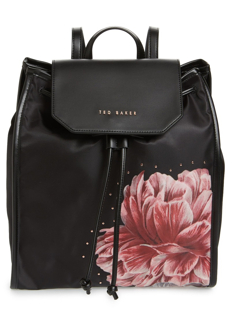 b1ba9871adfa Ted Baker Ted Baker London Iberiis Tranquility Print Backpack