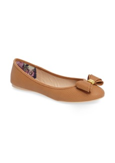 Ted Baker London Immet Ballet Flat (Women)