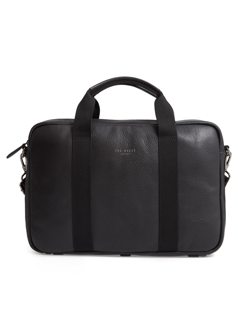 Ted Baker London Importa Leather Document Bag