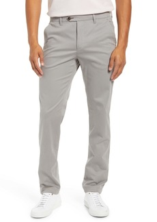 Ted Baker London Indony Slim Fit Flat Front Pants